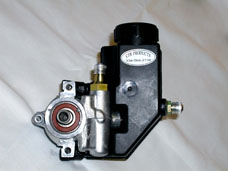 TC-Pump with Reservoir